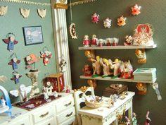 miniature angel gift shop (dollhouse size) Inspiration