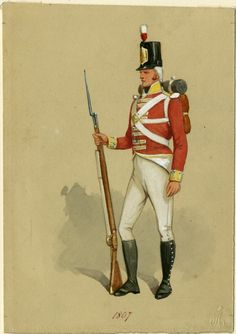 26th--the Cameronians--Regiment of Foot