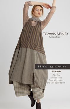 TG-A7084 TOWNSEND (WITH PANT)
