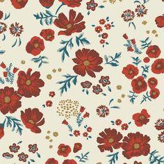 Cascade Meadow Wallpaper