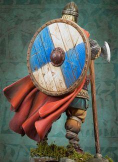 Viking Raider 793 A.D.