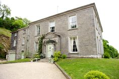 The Millhouse Slane by The Fennells Photography and Film Husband and wife team Mark & Fiona Fennell Real Weddings, Home And Garden, Wedding Photography, Mansions, House Styles, Husband, Gardens, Film, Home Decor