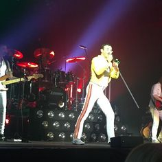 A night with #queen at the leas in #Folkestone #music #freddymercury