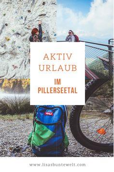 Das Pillerseetal im schönen Tirol eigenet sich hervorragend für einen Aktivurlaub. Egal ob Mountainbiken, Wandern, Klettern oder Wassersport. Ich berichte dir über meinen perfekten Aktivurlaub und zeige dir meine schönsten Erlebnisse in den Kitzbüheler Alpen. //Fahrradulrlaub, Urlaub in den Bergen, Sport im Urlaub #aktivurlaub #pillerseetal #tirol
