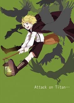 Armin Arlert| Shingeki no Kyojin / Attack on Titan