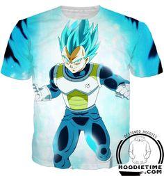 Goku Pop-Art Bambini T-SHIRT BALL VEGETA DRAGON Roshi son Z ANIME SAIYAJIN SUPER