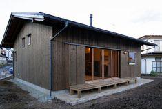 平屋   八ヶ岳・長野・山梨・群馬・関東で自然素材の注文住宅なら工務店「アトリエデフ」