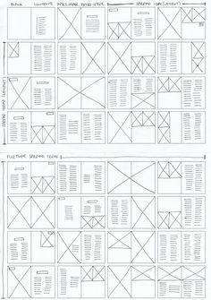 Magazine Layout Ideas – My WordPress Website Page Layout Design, Magazine Layout Design, Graphic Design Layouts, Magazine Layouts, Booklet Layout, Newsletter Layout, Booklet Design, Mise En Page Portfolio, Portfolio Design