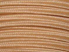 Polyester Soutache Deep Beige from Nosek's Just Gems