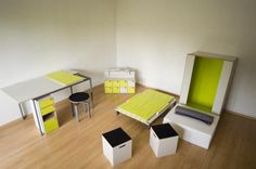 Room in a box and its amazing transformation