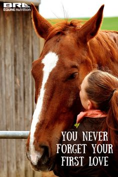 Tell us about your first horse! #BRLequine #firsthorse #equestrian