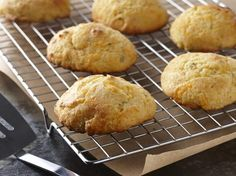 Cornbread Cheese Biscuits