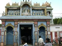 Trincomalee Perumal Kovil (திருகோணமலைப் பெருமாள் கோவில்)