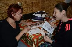 Am inceput inca din prima zi sa prezint #PhilipsPerfectCare prietenilor, in cadrul campaniei BUZZStore si Acasă cu Philips.  Prima prietena incantata sa afle despre statia de calcat este Ludmila.
