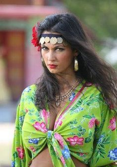 Romanian Gypsy Women