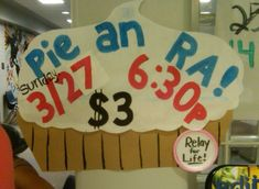 Have residents pay to pie an RA or a hall director (to give two examples) and donate the money to a good cause. The closer the resident is to the target, the higher the price is. **Always wanted to do this! High School Life, College Life, College Event Ideas, Resident Assistant Programs, Ra Events, Ra Programming, Residence Life, Service Program, Res Life