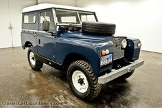 1965 Land Rover - if only I had extra cash in my pocket