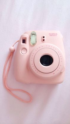 glitterymimi: My birthday present! - Instax Camera - ideas of Instax Camera. Trending Instax Camera for sales. - glitterymimi: My birthday present! Instax Mini 50s, Fujifilm Instax Mini, Pink Love, Pretty In Pink, Pink Pink Pink, Cute Pink, Tout Rose, Accesorios Casual, Rose Pastel