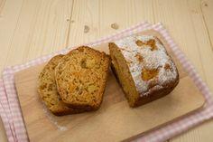 Bread cake vegan aux carottes sur Orange Tendances