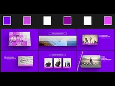Minimal Corporate Presentation 3D | After Effects template