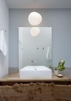 Be Here Now: A Zen Bath Remodel in Berkeley : Remodelista