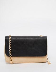 Image 1 - Yoki Fashion - Petit sac à bandoulière chaîne