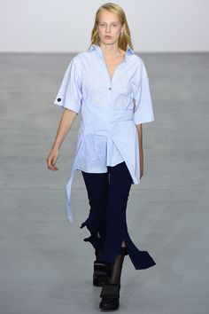 Eudon Choi Spring 2017 Ready-to-Wear Fashion Show