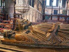 King John -- yes, THAT King John.  We prefer to think of him as the Magna Carta signer rather than the Robin Hood villain.
