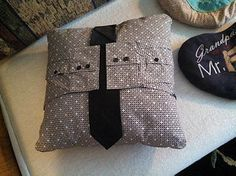Memory Pillows Keepsake | ... shirts, robes, or dresses make a comforting Sleeved Memory Pillow