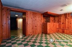1956 one-owner home Skokie, IL - love this floor!!