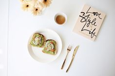 Seriously the best avocado toast ever