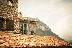 Gourdon, France. A road trip in images through Provence & The Côte D'Azur: Aisa Araújo Photography