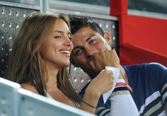 Hottest Football Couple: Cristiano Ronaldo and Irina Shayk  >> click on the image to learn more...