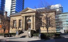 Yorkville Branch Library.