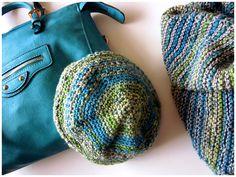 Crochet hat + bactus