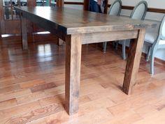BB Farmhouse Table