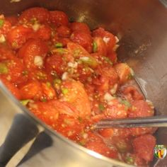 Stewed Tomato Recipes, Canning Stewed Tomatoes, Tomato Sauce Recipe, Fresh Stewed Tomatoes Recipe, Stuffed Banana Peppers, Fresh Salsa, Canning Recipes, Food Processor Recipes, Pickling