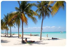 Playa Norte beach on Isla Mujeres, Mexico: One of the most beautiful beaches in the world | Globetrotter Girls
