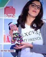 Poupée en crochet Frida Khalo vue dans #LesMaternelles