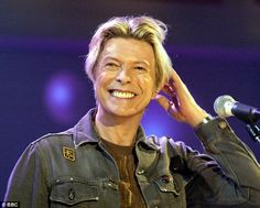 Gone but not forgotten: David Bowie fans responded to his death by purchasing the Starman's classic albums and singles in their droves, with a quarter of the Top 40 Album Chart occupied by the legendary musician
