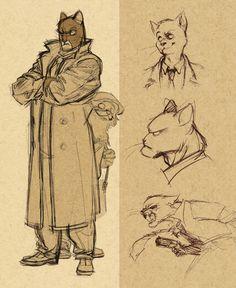 Sketchbook Juanjo Guarnido - COMIX-BURO