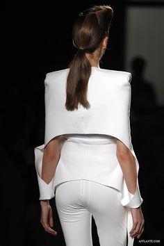 'Dissolving Memory' Fashion Collection A/W'12-13 // Martinez Lierah | Afflante.com