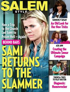 Extra, Extra! Get your latest #SalemStyle now. #DAYS