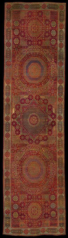 The Simonetti-Mamluk carpet, Metropolitan Museum of Art
