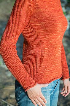 Ravelry: Paria pullover pattern by Kate Gilbert