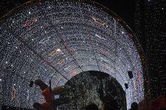 Navidad en Villa iluminada CDMX