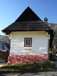Vlkolinec, Slovakia