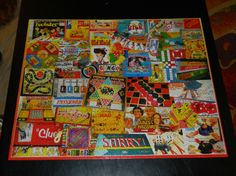 Games People Play by White Mountain, 1000 pieces