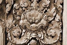 Angkor, Lion Banteay Srei