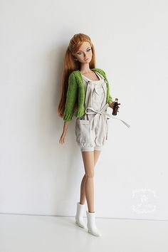 Lv this outfit Barbie Clothes, Barbie Dolls, Barbie Stuff, Doll Stuff, Barbie Life, Barbie And Ken, Barbie Summer, High School Fashion, Styles P